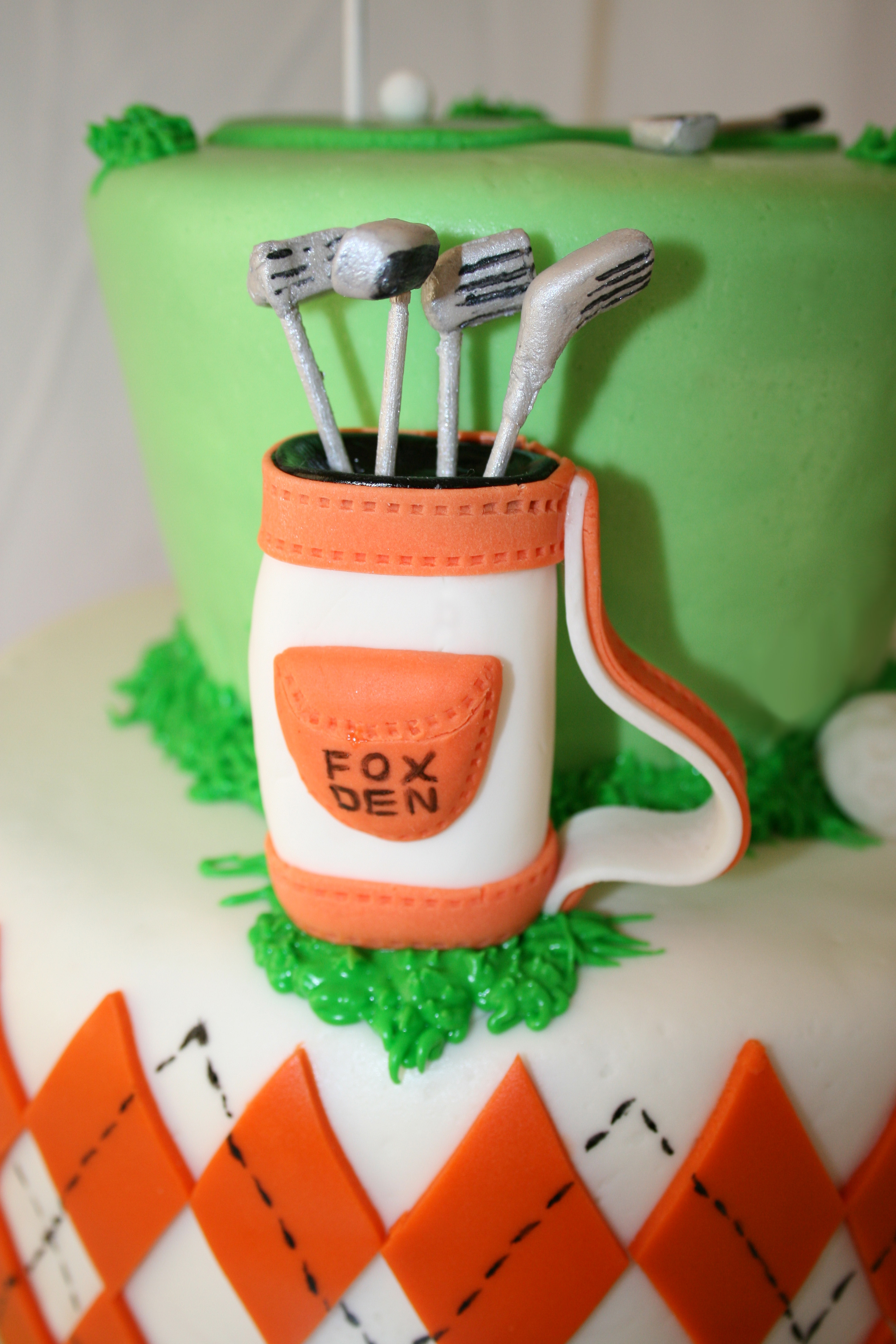 Knoxville Cakes Birthday